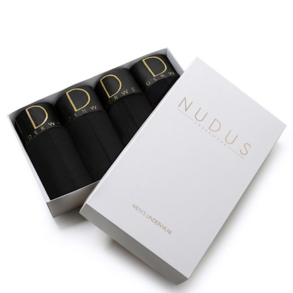 Nudus Underwear Briefs Black